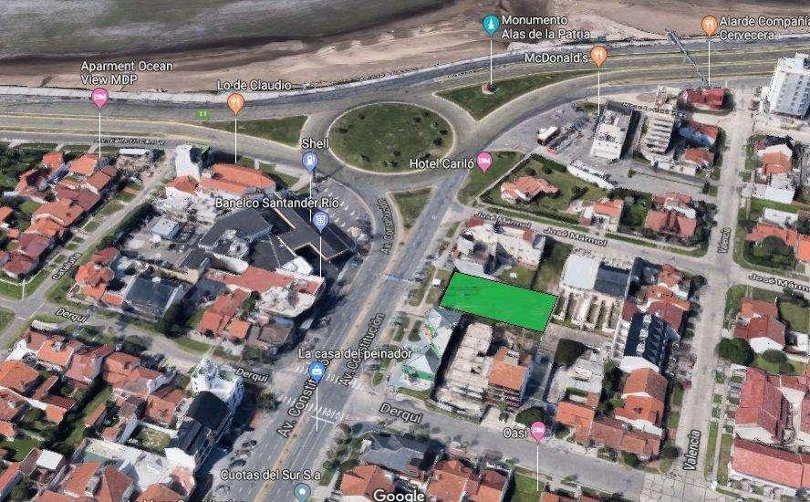 Lotes Barrio Constitucion Mar Del Plata Terrenos Venta Mar Del