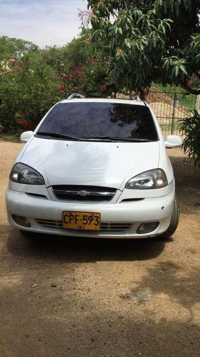Chevrolet Vivant 2007 - 140 km