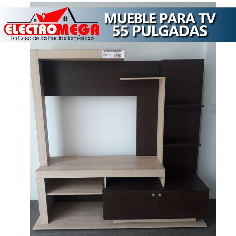 Mueble Base Mesa Para Televisor De 55 Pulgadas