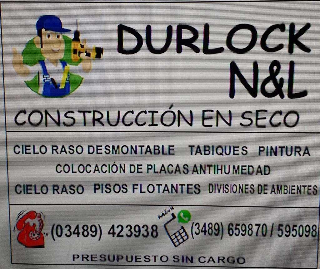 DURLOCK NL CONSTRUCCIÓN EN SECO