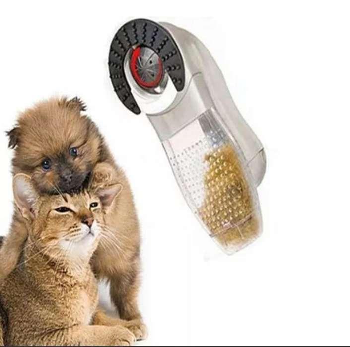 Aspirador de Pelaje para Mascotas
