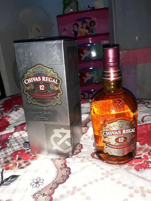 Wisky Chivas Regal 12 Años