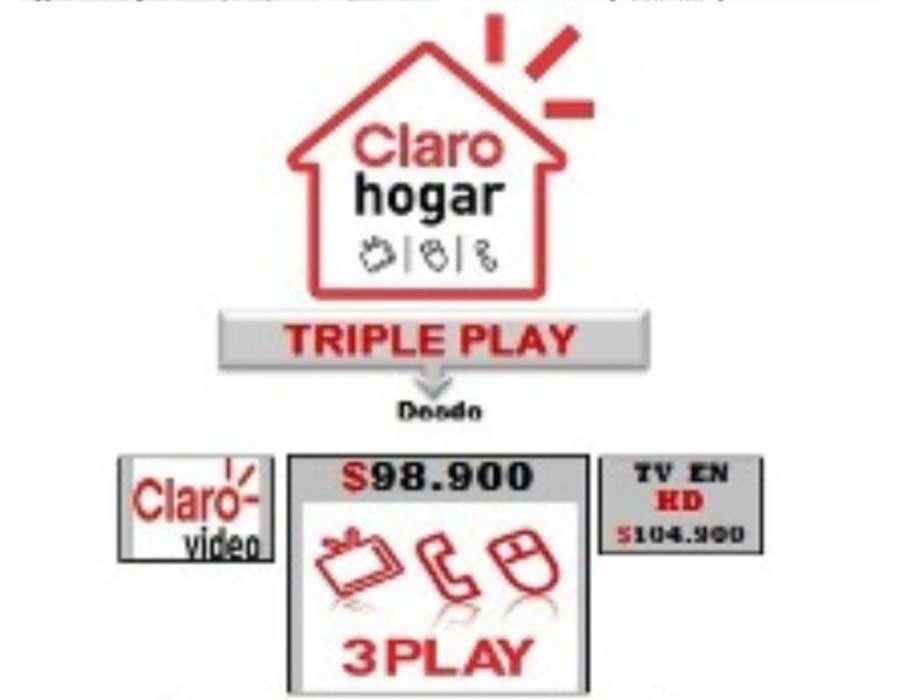 Claro Plan Hogar