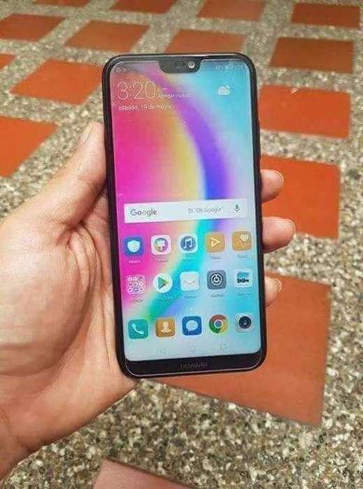 Huawei P20 Lite Negro 32 Gb Nuevecito