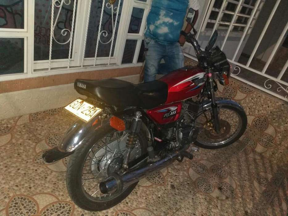 Vendo Rx115 Carnauba
