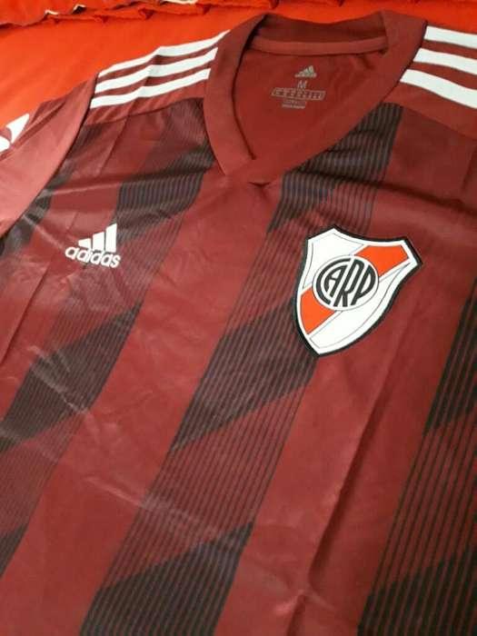 Camiseta River Plate Bordo 2019