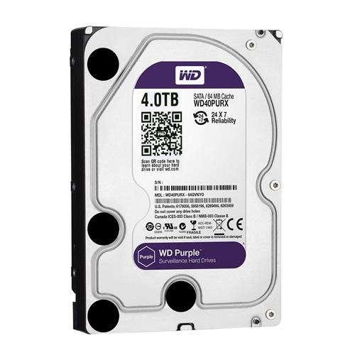 Disco Duro Wd Purple 4tb