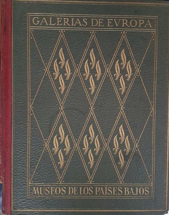 Galerías de Europa Colección de libros