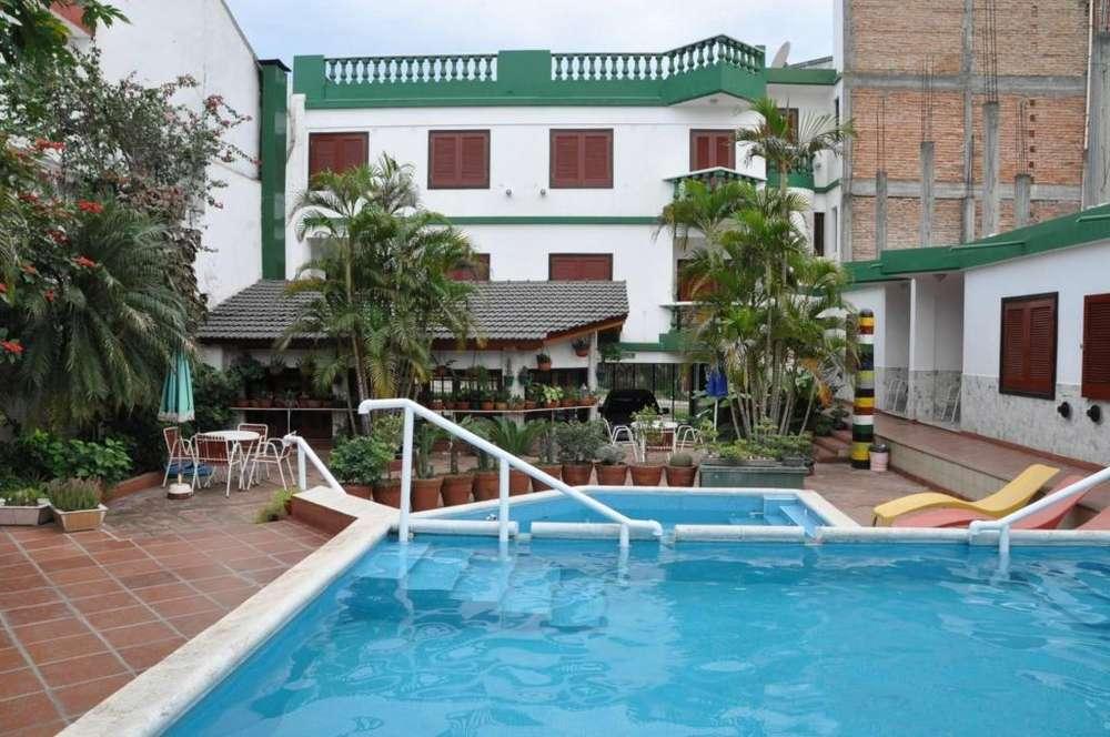 zl28 - Apart para 1 a 4 personas con pileta y cochera en Termas De Rio Hondo