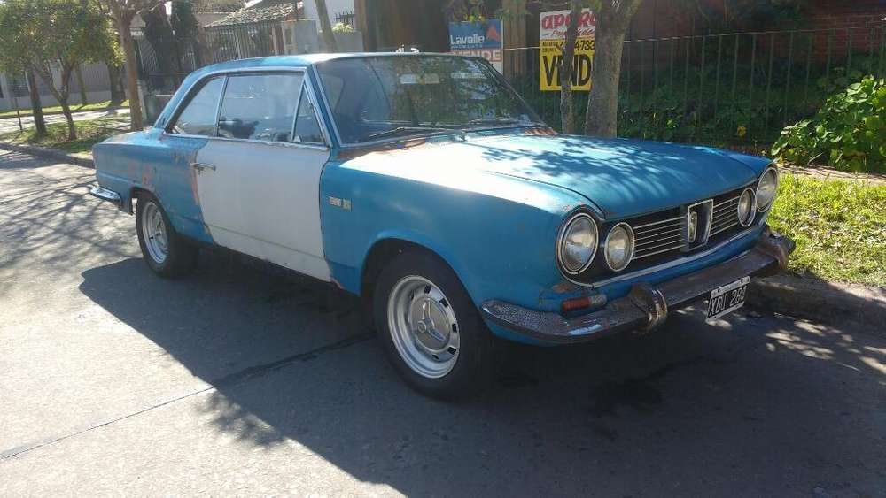Renault Torino 1970 - 12000000 km