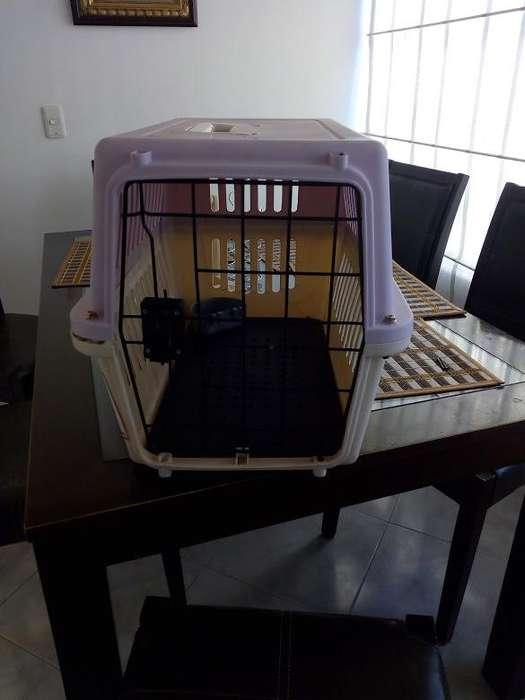 Huacal para transporte de animales