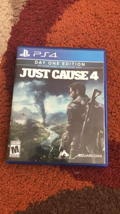 Se Vende Just Cause 4
