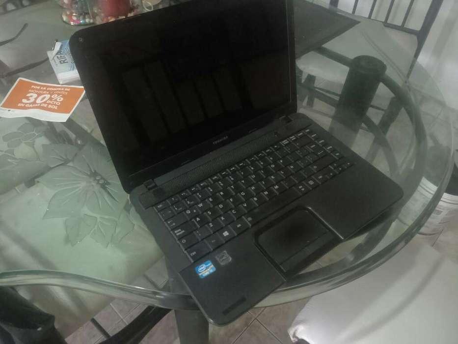 Computador Portátil Toshiba Core I3