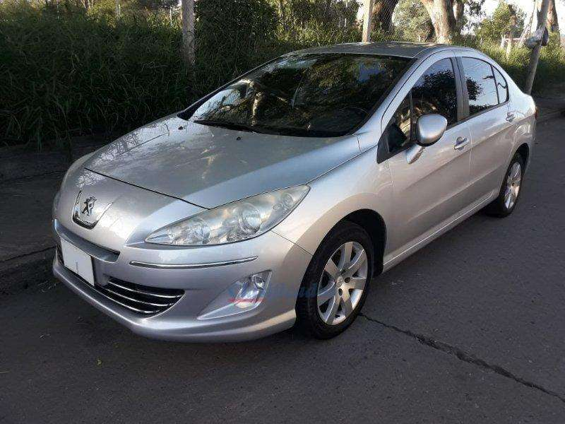 Peugeot 408 2012 - 52000 km