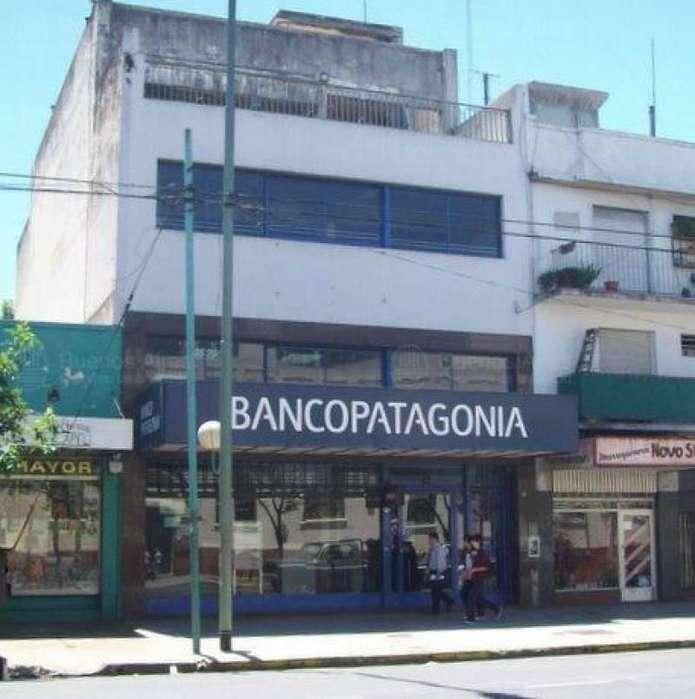 Excelente Terreno para demoler 8.66 x 24 (Edificio en BLOCK. Ex Banco Patagonia)