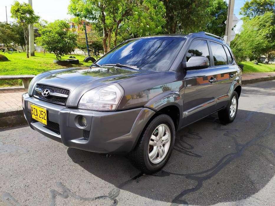 Hyundai Tucson 2007 - 97800 km