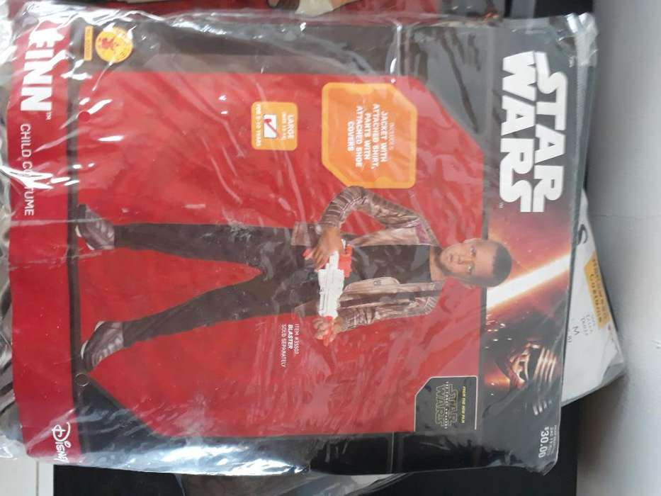 Disfraz Star Wars Original Nuevo
