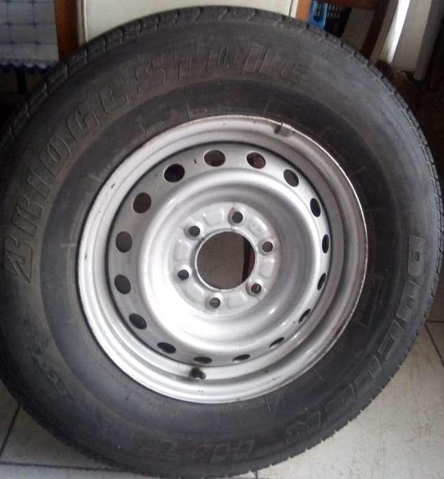 Neumáticos Cubiertas LLantas 245/70 R16 Bridgestone