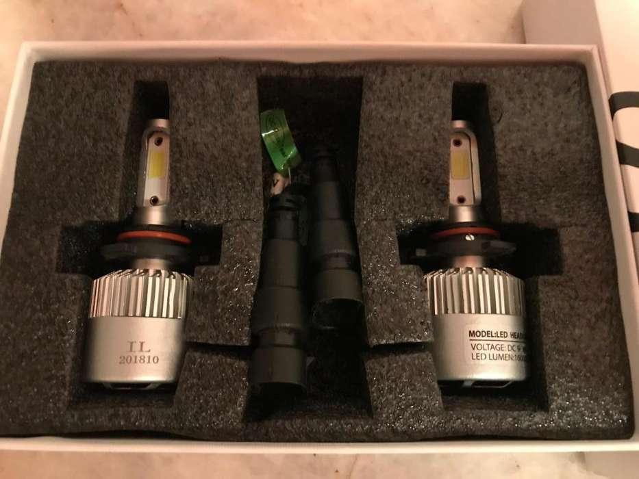 CREE LED S6 9006 NUEVAS
