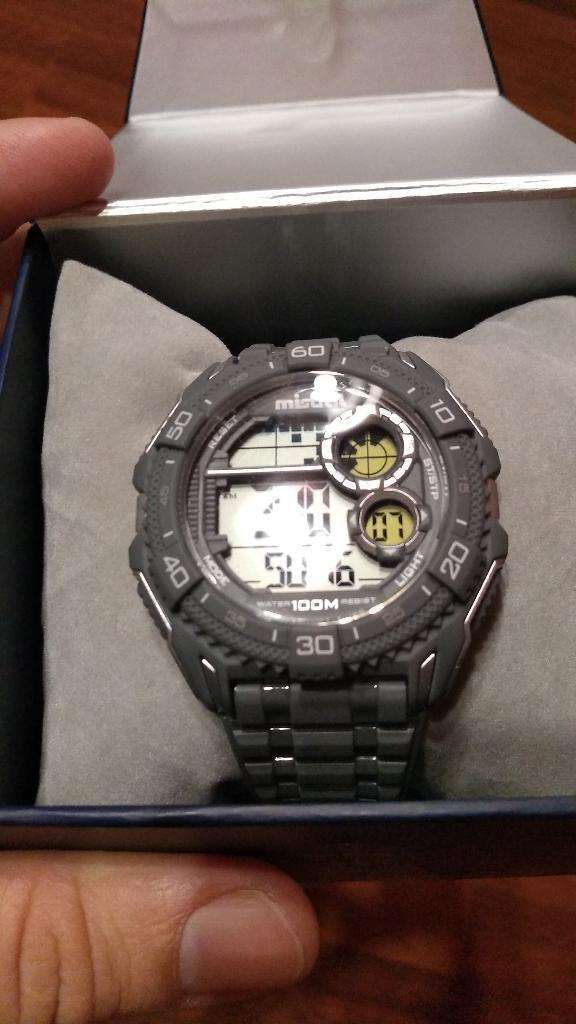 el más nuevo 8cc4e 040c7 Reloj Mistral Digital N - Santa Fe