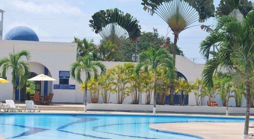 Departamento Casablanca EN FERIADO, 6 personas, totalmente equipado, terraza, frente a la piscina, excelente precio