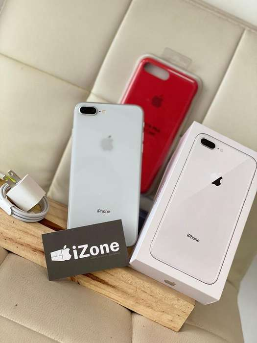 iPhone 8 Plus 64 Silver Usado