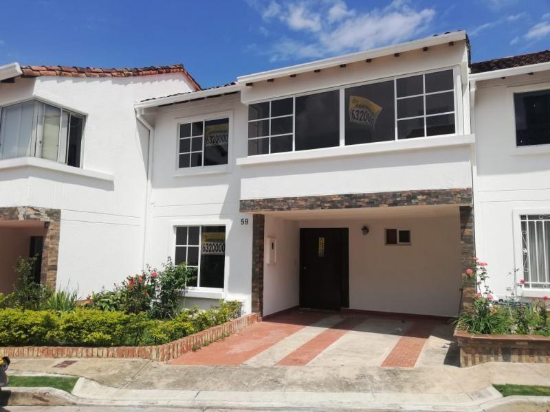 Casa En Arriendo En Bucaramanga Bacones Del Tejar Cod. ABCLV-5711