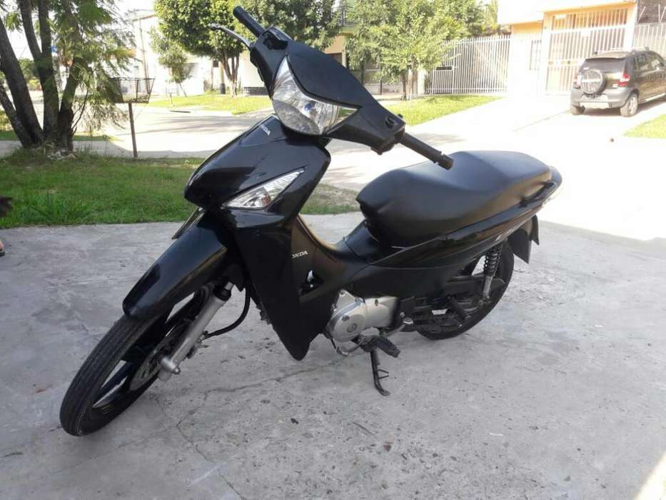 Vendo <strong>honda</strong> Biz Modelo2016 impecable!!!