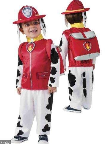 Disfraz Paw Patrol para Niño