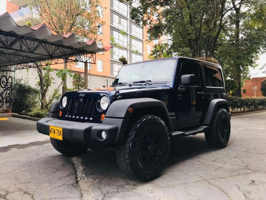 <strong>jeep</strong> Wrangler 2013 - 38000 km