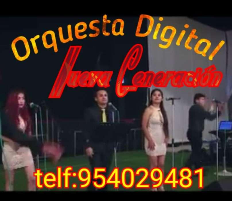 Orquesta Digital Nueva Generación