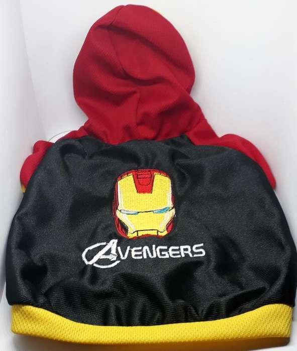 Camiseta Avengers Mascotas
