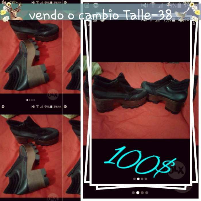 Vendo Combo de Zapatos Y Etc