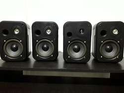 Parlantes JBL Control Pro y Xtreme Set de 4