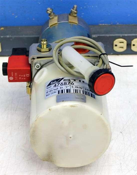 Bombas y Centrales Hidráulicas Eléctricas de 12 y 24 Volts 8.200