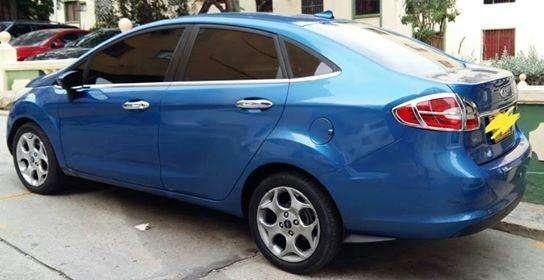 Ford Fiesta  2011 - 97000 km