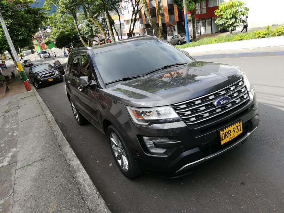 <strong>ford</strong> Explorer 2017 - 19000 km