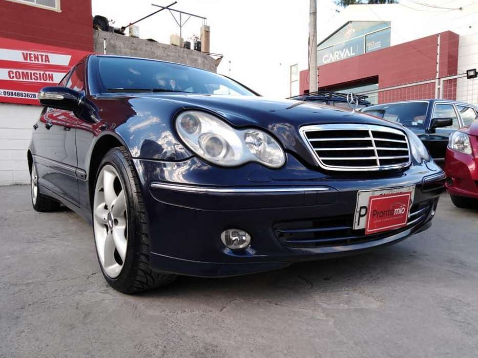 <strong>mercedes-benz</strong> Clase C 2006 - 95000 km