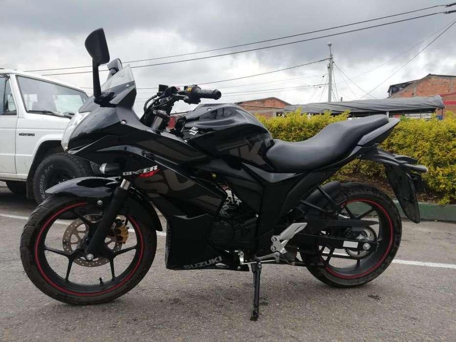 Venta moto Gixxer sf 150