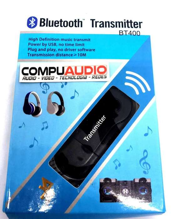Transmisor Bluetooth de linea de audio