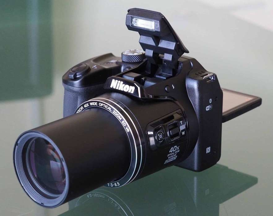 Camara Semiprofesional coolpix b500