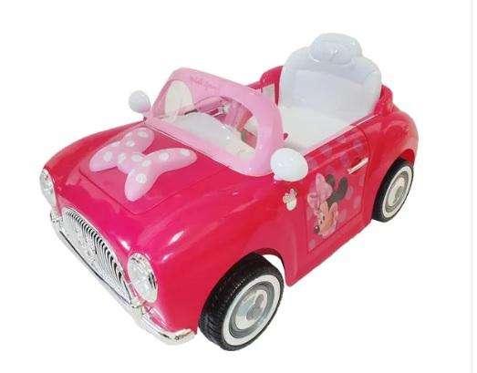 Carro Electrico Montables - Minnie para Niña