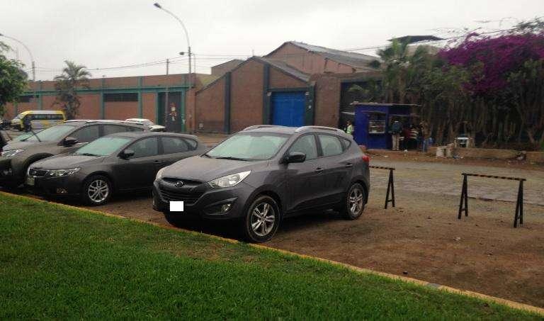 Hyundai Tucson 2011 - 136 km