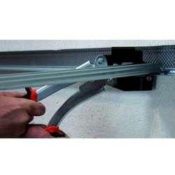Pinza Punzonadora Profesional de Perfiles Durlock Drywall