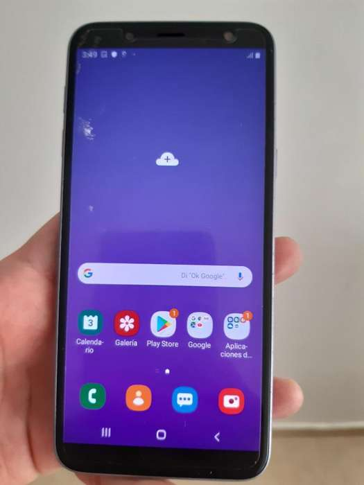 Samsung Galaxy J6 Como Nuevo Dual Sim