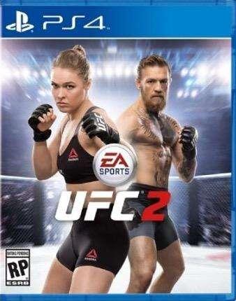 JUEGOS PS4, UFC 2 GANGA