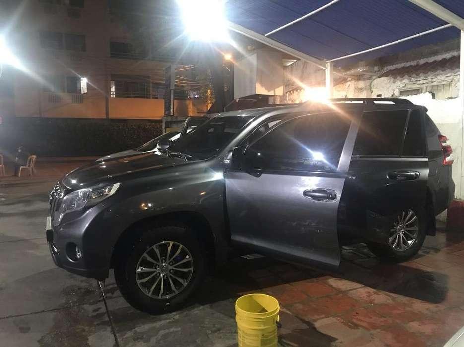 Toyota Land Cruiser Prado 2015 - 77000 km