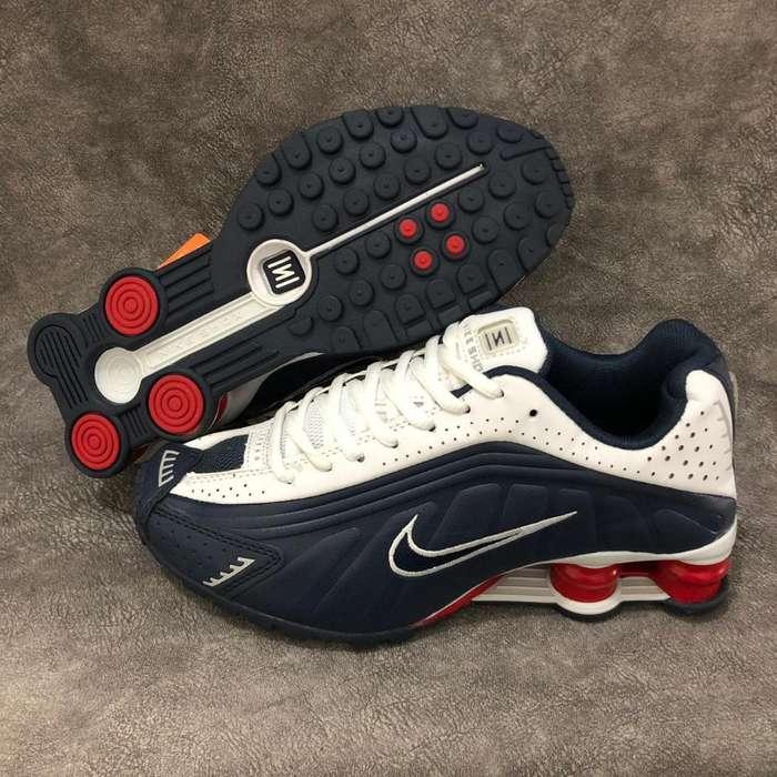 ba74d9d285 Zapatillas Nike  strong shox  strong  Importadas