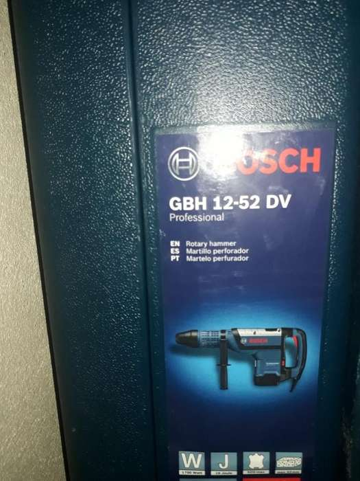 Vendo Mercancia Bosch