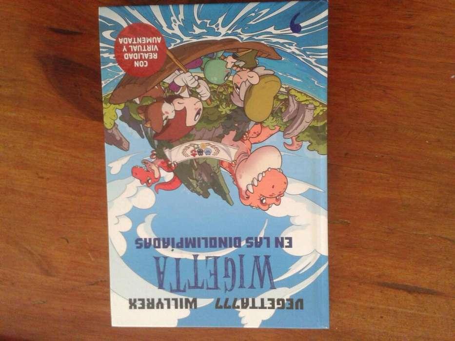 Libro Wigetta en Las Olimpiadas